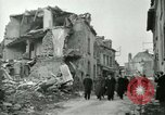 Image of bombed Le Portel France Le Portel France, 1943, second 6 stock footage video 65675022346