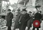 Image of bombed Le Portel France Le Portel France, 1943, second 7 stock footage video 65675022346