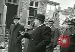 Image of bombed Le Portel France Le Portel France, 1943, second 9 stock footage video 65675022346