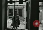 Image of bombed Le Portel France Le Portel France, 1943, second 12 stock footage video 65675022346