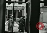 Image of bombed Le Portel France Le Portel France, 1943, second 13 stock footage video 65675022346