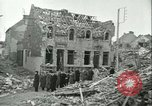 Image of bombed Le Portel France Le Portel France, 1943, second 18 stock footage video 65675022346
