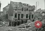 Image of bombed Le Portel France Le Portel France, 1943, second 19 stock footage video 65675022346