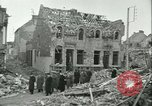Image of bombed Le Portel France Le Portel France, 1943, second 20 stock footage video 65675022346