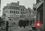 Image of bombed Le Portel France Le Portel France, 1943, second 21 stock footage video 65675022346