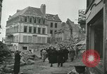 Image of bombed Le Portel France Le Portel France, 1943, second 22 stock footage video 65675022346