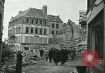 Image of bombed Le Portel France Le Portel France, 1943, second 23 stock footage video 65675022346