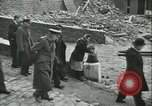 Image of bombed Le Portel France Le Portel France, 1943, second 25 stock footage video 65675022346