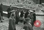 Image of bombed Le Portel France Le Portel France, 1943, second 27 stock footage video 65675022346