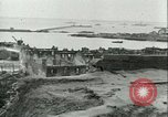 Image of bombed Le Portel France Le Portel France, 1943, second 38 stock footage video 65675022346