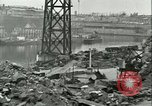 Image of bombed Le Portel France Le Portel France, 1943, second 40 stock footage video 65675022346