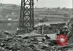 Image of bombed Le Portel France Le Portel France, 1943, second 41 stock footage video 65675022346