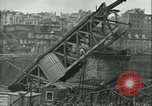Image of bombed Le Portel France Le Portel France, 1943, second 42 stock footage video 65675022346