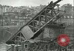 Image of bombed Le Portel France Le Portel France, 1943, second 44 stock footage video 65675022346