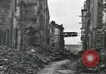 Image of bombed Le Portel France Le Portel France, 1943, second 47 stock footage video 65675022346