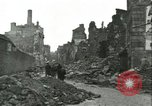 Image of bombed Le Portel France Le Portel France, 1943, second 48 stock footage video 65675022346