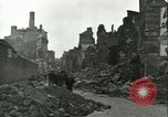 Image of bombed Le Portel France Le Portel France, 1943, second 49 stock footage video 65675022346