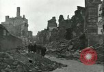 Image of bombed Le Portel France Le Portel France, 1943, second 50 stock footage video 65675022346