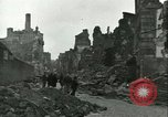 Image of bombed Le Portel France Le Portel France, 1943, second 51 stock footage video 65675022346