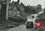 Image of bombed Le Portel France Le Portel France, 1943, second 53 stock footage video 65675022346