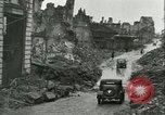 Image of bombed Le Portel France Le Portel France, 1943, second 54 stock footage video 65675022346