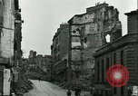 Image of bombed Le Portel France Le Portel France, 1943, second 57 stock footage video 65675022346