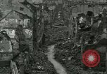Image of bombed Le Portel France Le Portel France, 1943, second 62 stock footage video 65675022346
