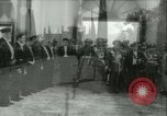 Image of King Mohammed Zahir Shah and Prime Minister Daud Khan Afghanistan, 1959, second 51 stock footage video 65675022350