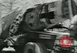 Image of military salvage operations Europe, 1947, second 5 stock footage video 65675022353