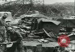 Image of military salvage operations Europe, 1947, second 23 stock footage video 65675022353