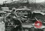 Image of military salvage operations Europe, 1947, second 24 stock footage video 65675022353