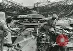 Image of military salvage operations Europe, 1947, second 27 stock footage video 65675022353