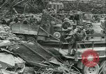 Image of military salvage operations Europe, 1947, second 30 stock footage video 65675022353