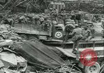 Image of military salvage operations Europe, 1947, second 31 stock footage video 65675022353