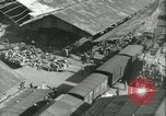 Image of military salvage operations Europe, 1947, second 44 stock footage video 65675022353
