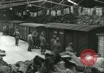 Image of military salvage operations Europe, 1947, second 55 stock footage video 65675022353