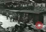 Image of military salvage operations Europe, 1947, second 56 stock footage video 65675022353