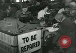 Image of GI's clothing salvaged Reims France, 1947, second 6 stock footage video 65675022354