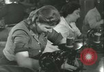 Image of GI's clothing salvaged Reims France, 1947, second 8 stock footage video 65675022354