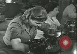 Image of GI's clothing salvaged Reims France, 1947, second 9 stock footage video 65675022354