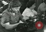 Image of GI's clothing salvaged Reims France, 1947, second 11 stock footage video 65675022354