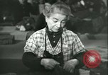 Image of GI's clothing salvaged Reims France, 1947, second 15 stock footage video 65675022354