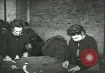 Image of GI's clothing salvaged Reims France, 1947, second 33 stock footage video 65675022354