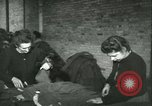 Image of GI's clothing salvaged Reims France, 1947, second 35 stock footage video 65675022354