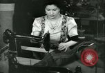 Image of GI's clothing salvaged Reims France, 1947, second 50 stock footage video 65675022354