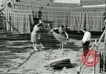 Image of GI's clothing salvaged Reims France, 1947, second 59 stock footage video 65675022354