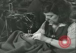 Image of GI's clothing salvaged Reims France, 1947, second 62 stock footage video 65675022354