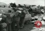 Image of Reclaiming salvaged materials United States USA, 1947, second 3 stock footage video 65675022357