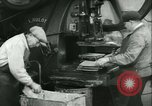 Image of Reclaiming salvaged materials United States USA, 1947, second 8 stock footage video 65675022357