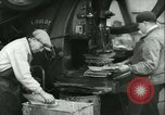 Image of Reclaiming salvaged materials United States USA, 1947, second 9 stock footage video 65675022357